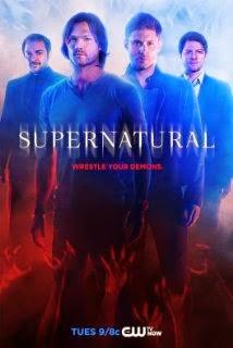 Supernatural Official Poster